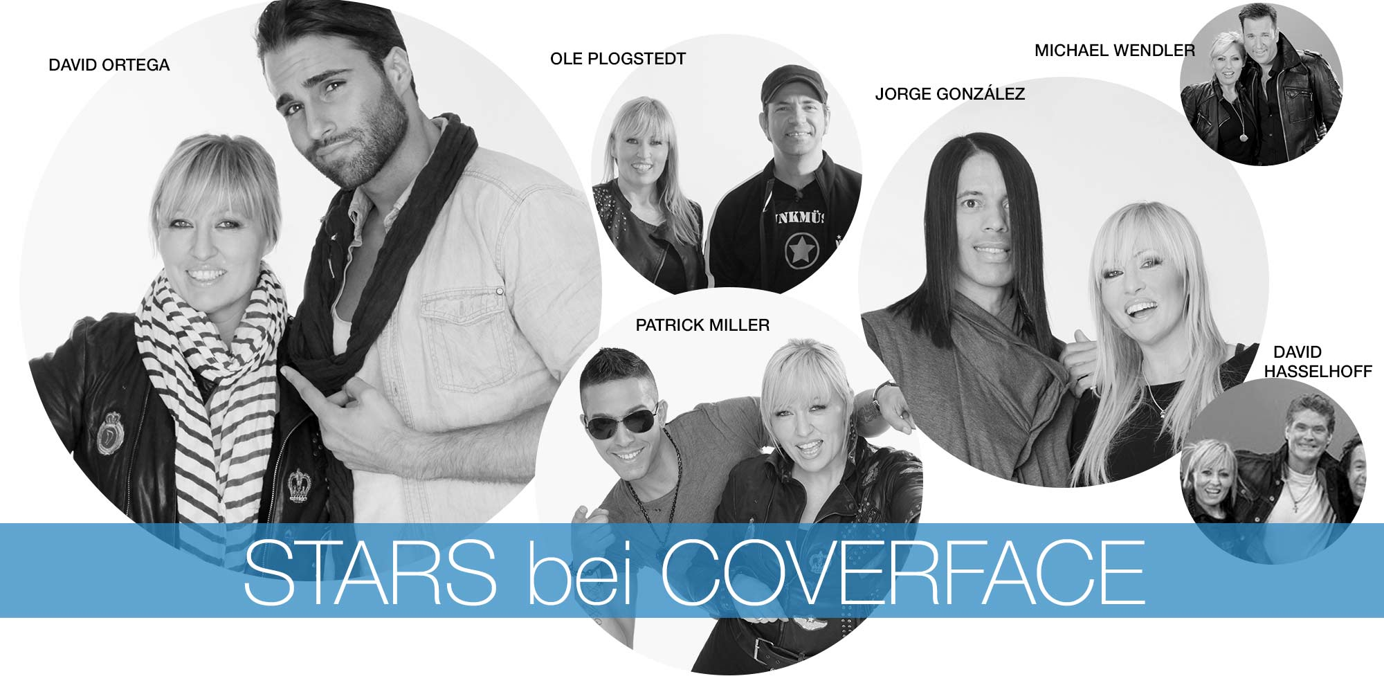 Stars bei Coverface